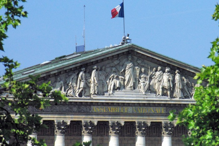 Palais Bourbon Paris