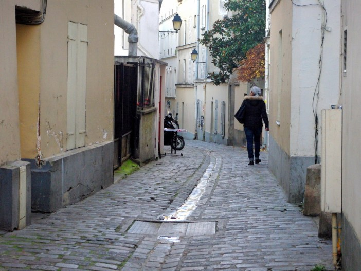 Rue Saint Rustique in Montmartre © French Moments