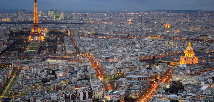 Tour Montparnasse Paris