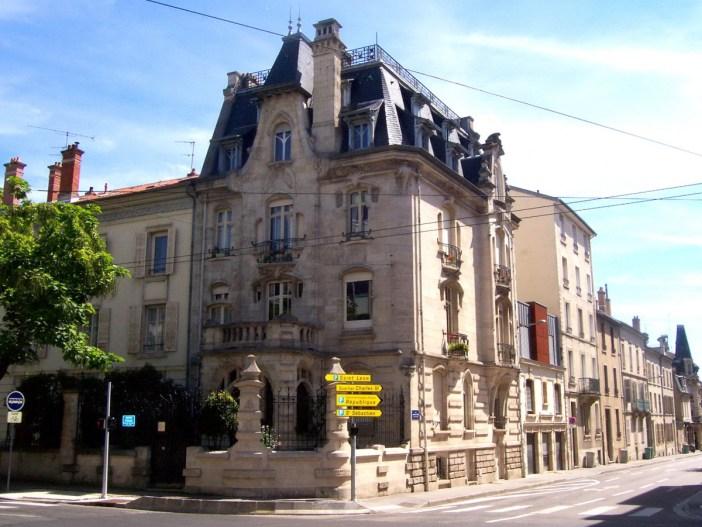 Maison du Docteur Jacques, 41 Avenue Foch © French Moments