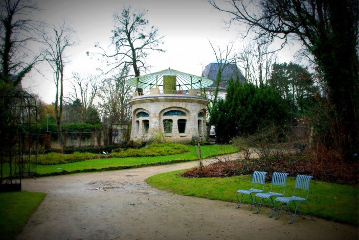 Villa of Eugène Corbin, Nancy © French Moments