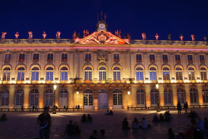 City-Hall of Nancy © French Moments