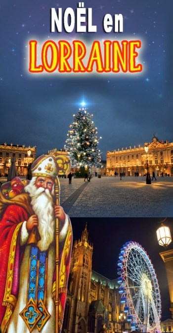 Discover Christmas in Lorraine © French Moments