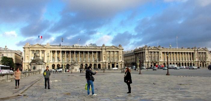 Place de la Concorde Décembre © French Moments - Paris 6