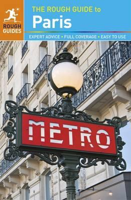 The Rough Guide of Paris 2016