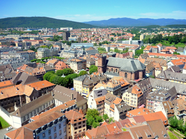 General view of Belfort © French Moments