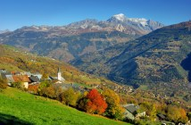Granier-sur-Aime and the Tarentaise Valley © French Moments