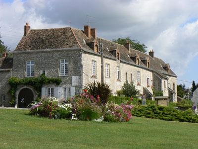 Relais Louis XI © Office de Tourisme du Val des Mauves at Meung-sur-Loire