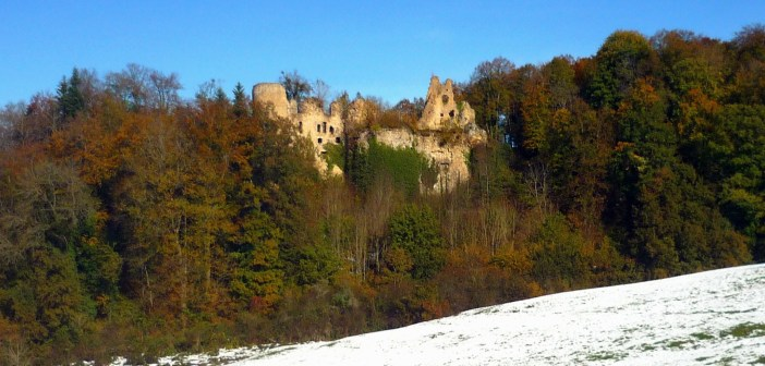 Morimont Castle in Alsace © French Moments
