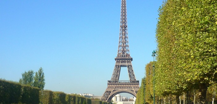 Paris © French Moments - Tour Eiffel Structure 01