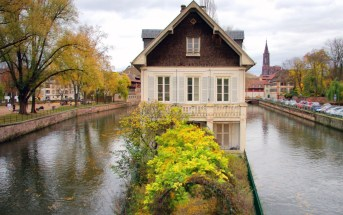 Strasbourg in Autumn © François Guernier - French Moments