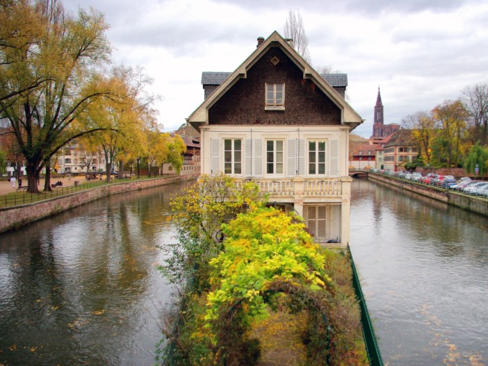 Strasbourg in Autumn © French Moments