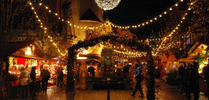 Top 10 Most Beautiful Christmas Markets in France