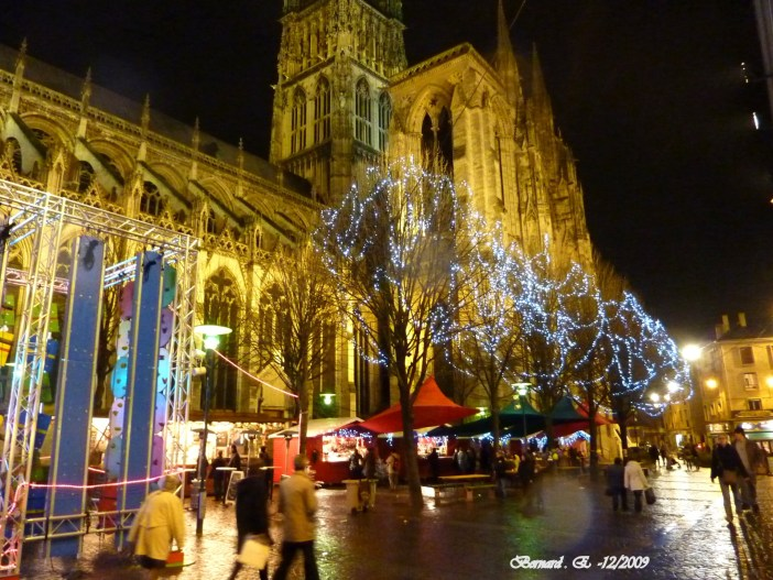Marche de Noël Rouen © Barnie 76