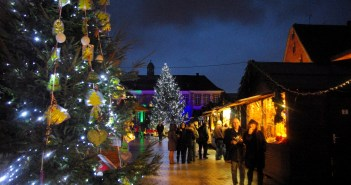 Christmas in Thann © French Moments