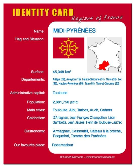 58cafbc0845 Midi-Pyrénées - French Moments
