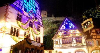 Christmas in Kaysersberg © French Moments