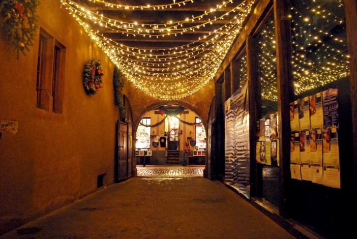 Christmas market of Kaysersberg © French Moments
