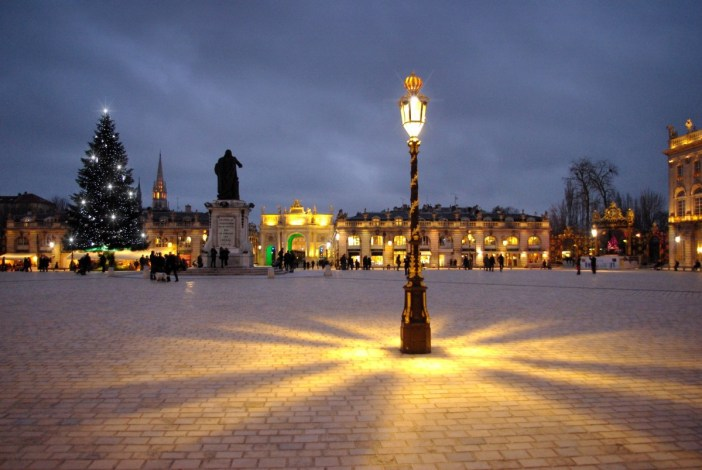 Place Stanislas, Nancy at Christmas time © French Moments