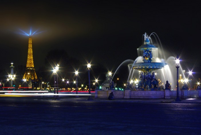 Place de la Concorde, Paris by night © French Moments
