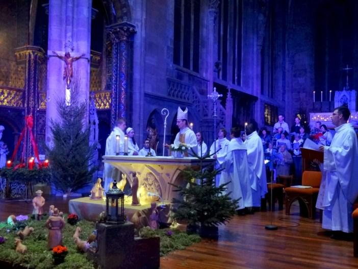 Midnight Mass in Sélestat © Selestadium Novum