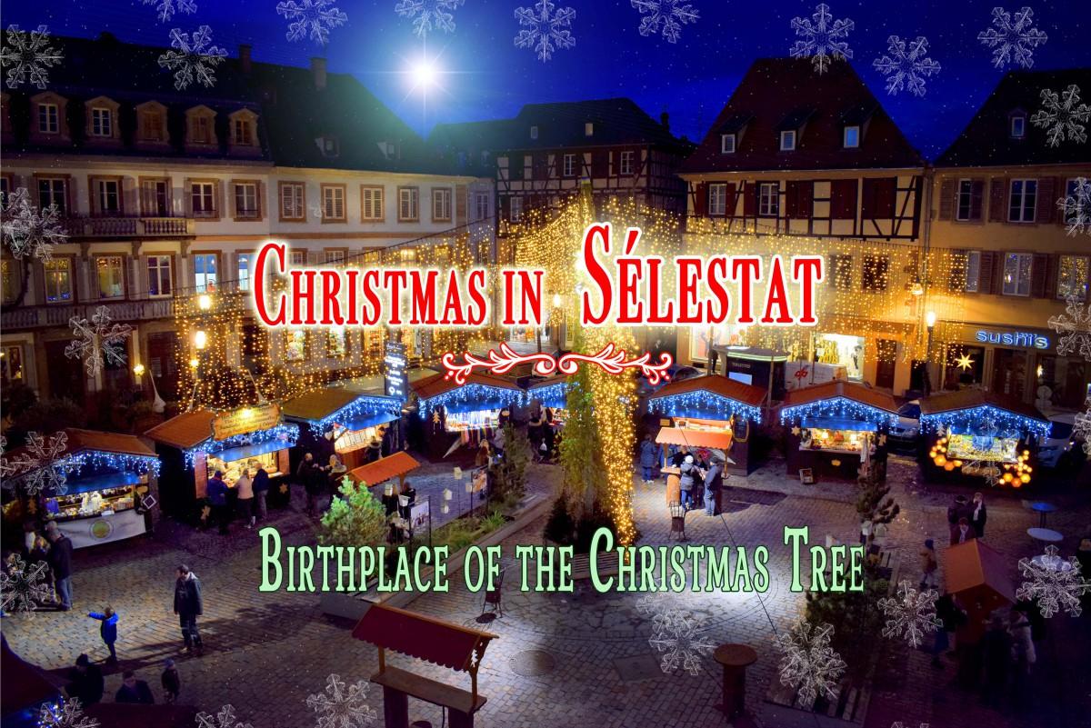 Bibliothèque Ste Foy Les Lyon discover the sélestat christmas market - french moments