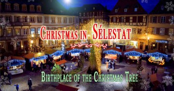 Discover the Sélestat Christmas market © French Moments
