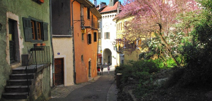 Top 10 things to see in Annecy