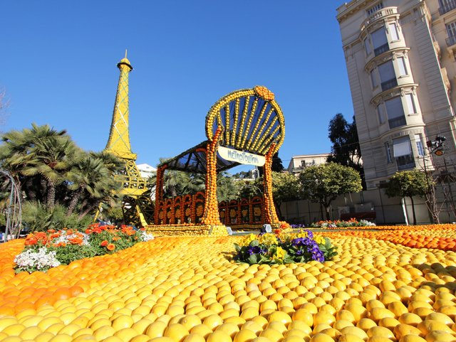 Citrus Paris in Menton! © Office de Tourisme de Menton