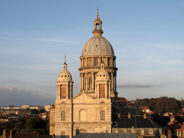 Boulogne Basilica © Marc Ryckaert - licence [CC BY-SA 3.0] from Wikimedia Commons