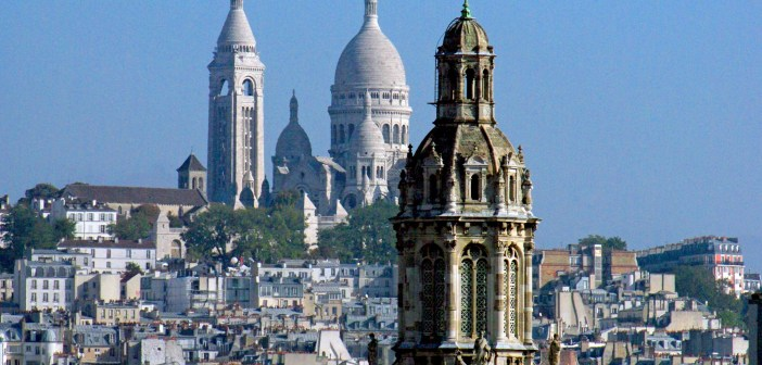 Churches of Paris © French Moments