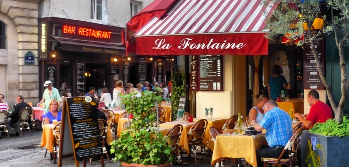 Restaurant in the 5th arrondissement of Paris © French Moments
