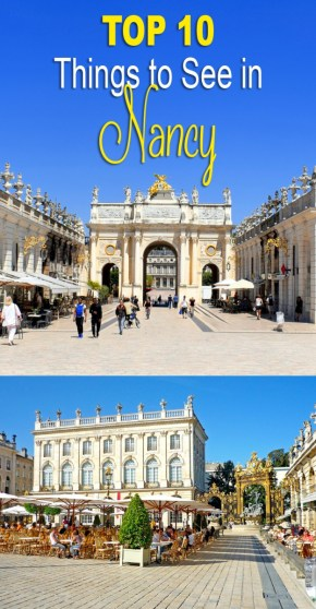 Top 10 things to see in Nancy, France © French Moments