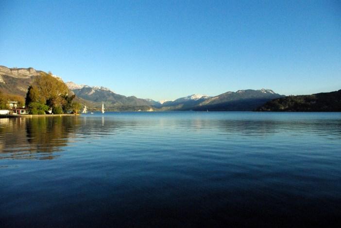 Annecy Lakeshore Savoie