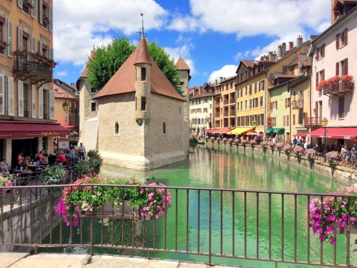 Little Venice of Annecy © French Moments