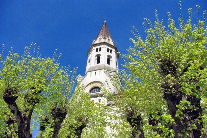 Basilique de la Visitation Annecy © French Moments