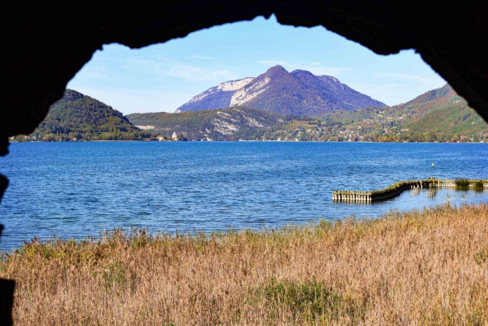 The view from Bout du Lac (Natural Reserve) © French Moments