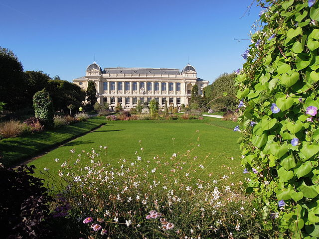Jardin des Plantes Paris French Moments