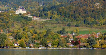 Menthon-Saint-Bernard, Lake Annecy © French Moments