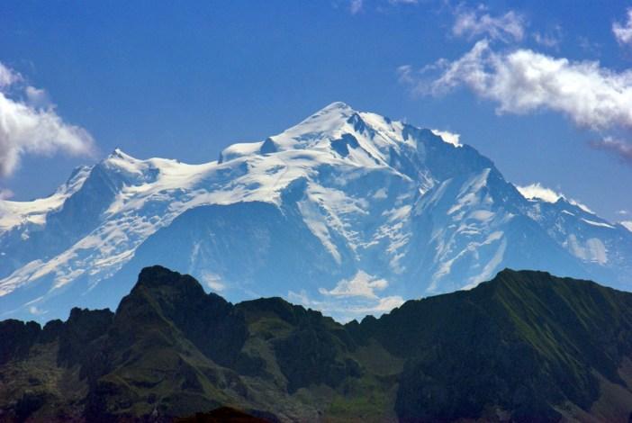 Mont-Blanc Haute-Savoie