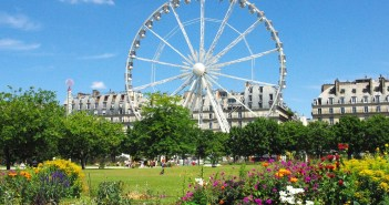 Tuileries Grande Roue © French Moments