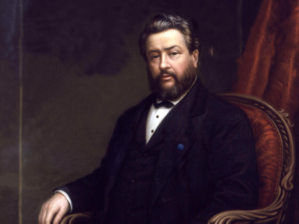 Charles Haddon Spurgeon by Alexander Melville