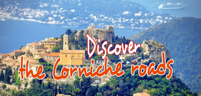 Discover the Corniche Roads of the French Riviera (photo: Public Domain)