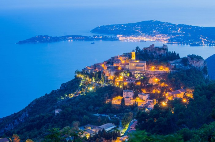 Eze by night - Stock Photos from LongJon - Shutterstock