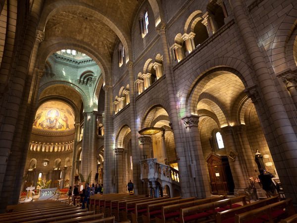 Monaco Cathedral © jimmyweee - licence [CC BY 2.0] from Wikimedia Commons