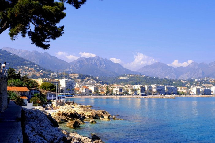 Roquebrune-Cap-Martin - Stock Photos from Margarita Hintukainen - Shutterstock