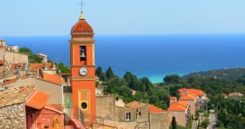 Roquebrune by Xilow (Public Domain)