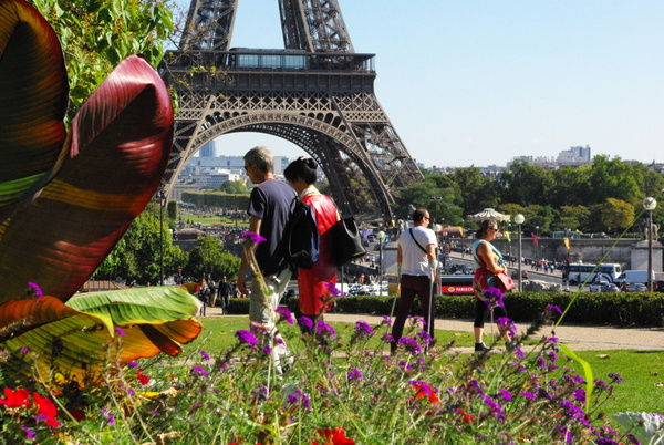 Trocadéro 03 © French Moments