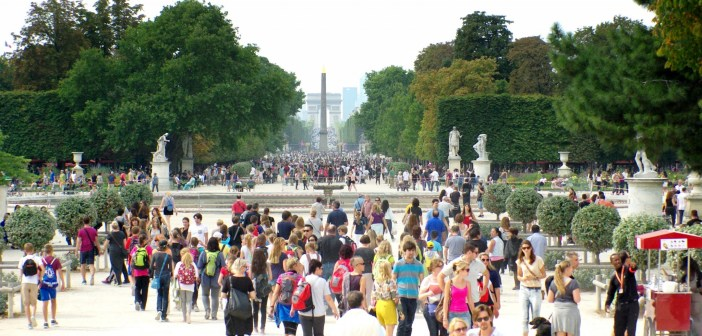 Our top tips for walking in Paris