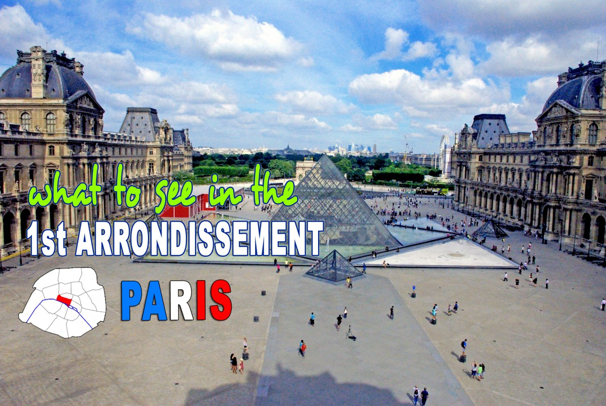 What to see in the First Arrondissement of Paris? - French Moments